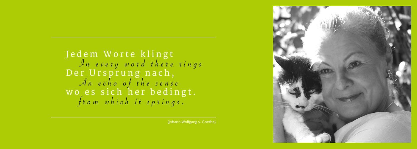 Mara Dollinger - Dipl. Übersetzerin & Dolmetscherin
